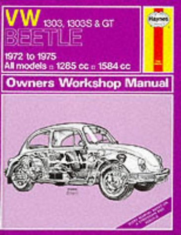 vw beetle 1600 owners workshop manual by haynes publishing rh goodreads com VW Beetle R 2017 VW Beetle