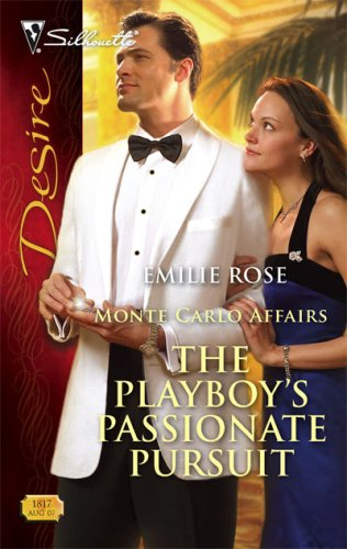 The Playboy's Passionate Pursuit (Monte Carlo Affairs, #3)