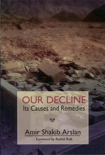 Our Decline: Its Causes and Remedies