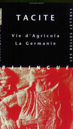 Vie d'Agricola, La Germanie