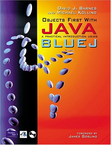 Objects first with java a practical introduction using bluej by objects first with java a practical introduction using bluej by david j barnes fandeluxe Choice Image
