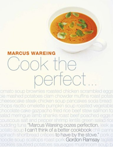 Cook the perfect by marcus wareing 1455029 fandeluxe Gallery
