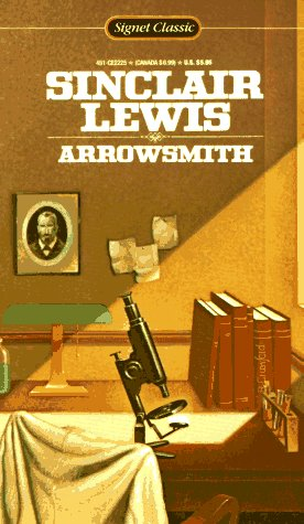 who wrote arrowsmith