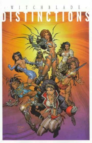 Witchblade Volume 5: Distinctions