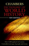 Chambers Dictionary of World History