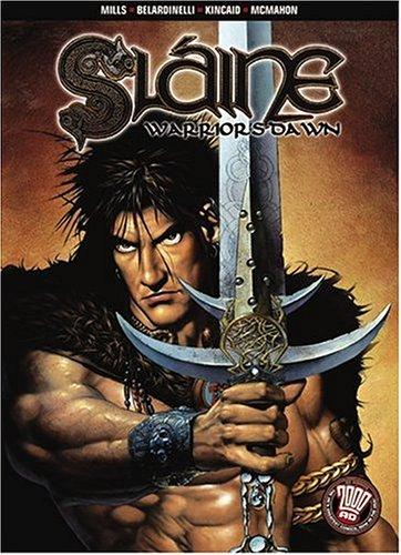 Slaine: Warrior's Dawn (Slaine #1)