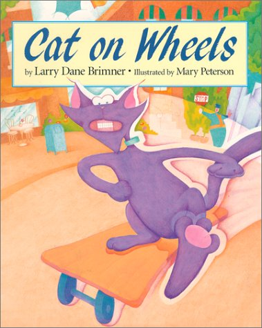 Cat on Wheels