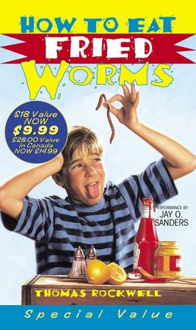 Ebook How to Eat Fried Worms by Thomas Rockwell PDF!