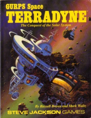 GURPS Space Terradyne: The Conquest of the Solar System