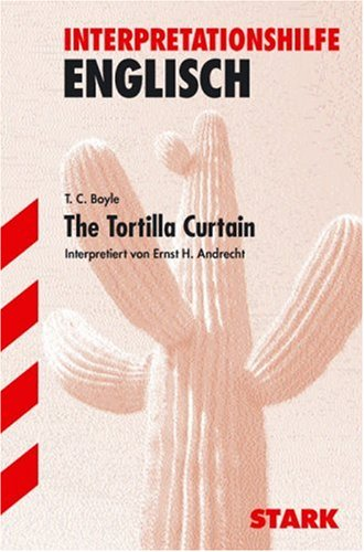 the theme of judgment in the tortilla curtain by tc boyle In tc boyle's provocative novel, tortilla curtain, the notion of the american dream is the main theme,  the protagonist of boyle's the tortilla curtain,.