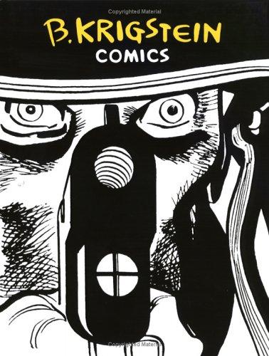 B.Krigstein Comics