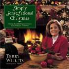 Terry Willits's Simply SenseSational Christmas: Simple, Beautiful Ways to Create a Cozy Home for Christmas