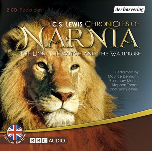 The Chronicles of Narnia 1. 2 CDs . The Lion, the Witch and the Wardrobe