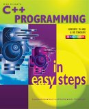 C++ Programming In Easy Steps (In Easy Steps)