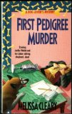 First Pedigree Murder (Dog Lover's Mystery, #5)