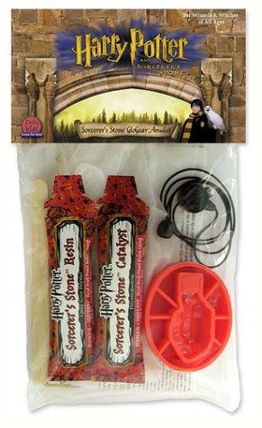 Novelty:    Harry Potter Sorcerer's Stone Amulet Specialty Kit