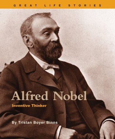 the life and works of alfred nobel Alfred nobel - pitiable half-creature, should have been stifled by humane doctor when he made his entry yelling into life greatest merits: keeps his nails clean and is never a burden to anyone greatest fault: lacks family, cheerful spirits, and strong stomach.