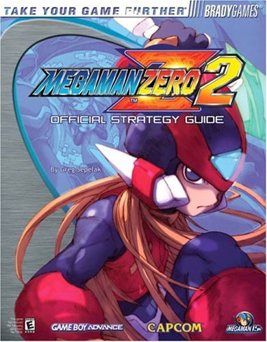 megaman-zero-2-official-strategy-guide