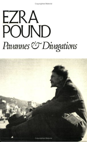 Pavannes and Divagations: Light Prose and Poetry