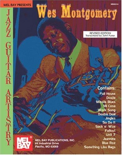 Mel Bay Presents Wes Montgomery Jazz Guitar Artistry