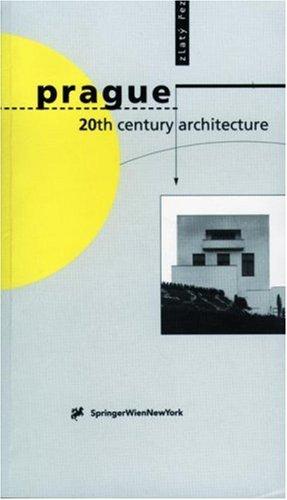 Prague 20th Century Architecture