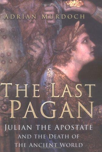 The Last Pagan by Adrian Murdoch