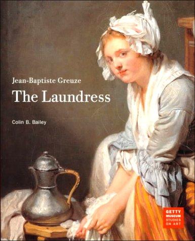 Jean-Baptiste Greuze: The Laundress