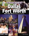 A Parent's Guide to Dallas-Fort Worth