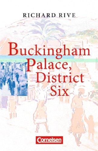 Buckingham Palace District Six Ebook