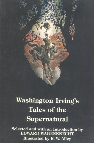 Washington Irving's Tales Of The Supernatural