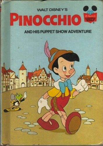 Pinocchio and His Puppet Show Adventure