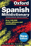 Oxford Spanish Minidictionary