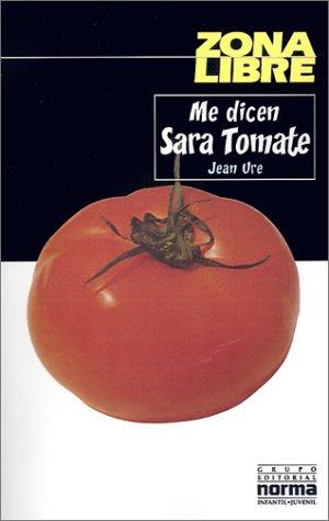 ME DICEN SARA TOMATE LIBRO COMPLETO PDF