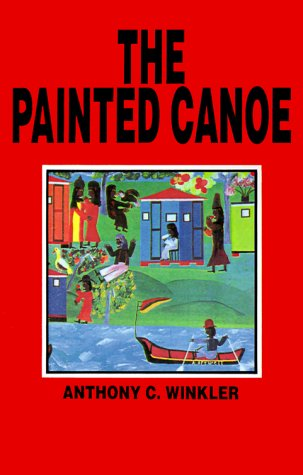 Image result for the painted canoe anthony winkler