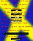 The Unofficial X-Files Companion II (X-Files Companion #2)