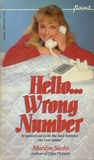 Hello...Wrong Number by Marilyn Sachs