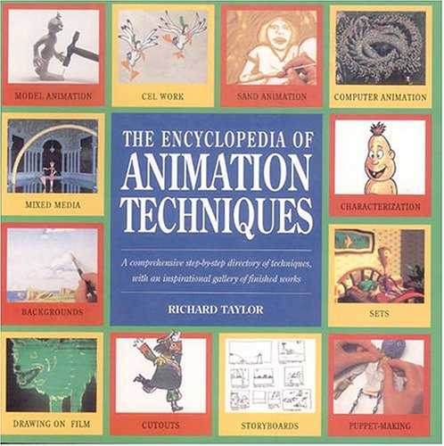 Descarga gratuita de Scribd books Encyclopedia Of Animation Techniques