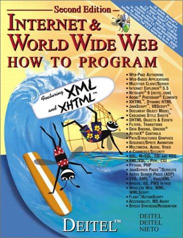 Internet world wide web how to program by paul j deitel fandeluxe Choice Image