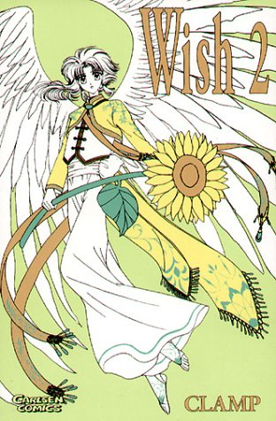 Wish, Band 02 by CLAMP