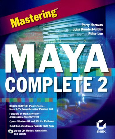 Mastering Maya Complete 2
