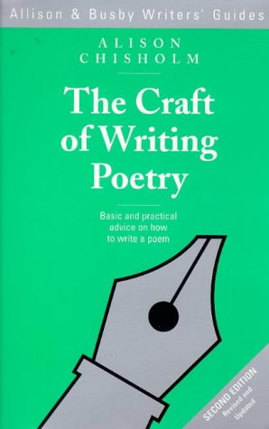The Craft of Writing Poetry