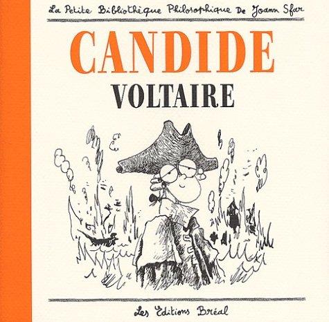 Candide ( La Petite Bibliotheque Philosophique de #2)