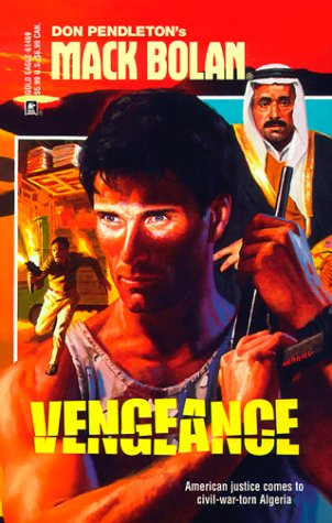 Vengeance (Super Bolan, #69)