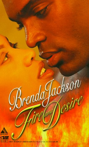 Fire and Desire by Brenda Jackson