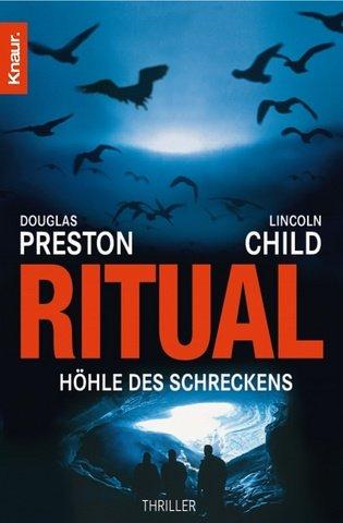 Ritual: Höhle des Schreckens (Pendergast, #4)