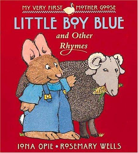 Little Boy Blue by Iona Opie
