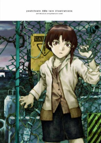 Lain Illustrations by Yoshitoshi ABe