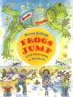 Frogs Jump; A Counting Book by Alan Brooks