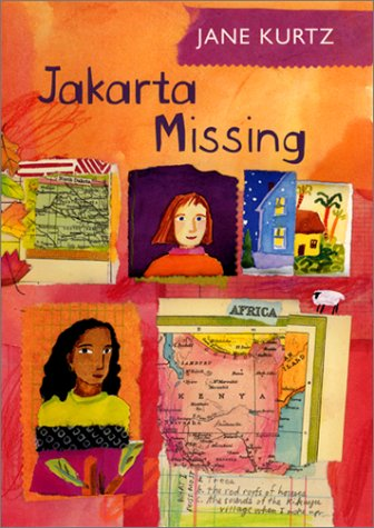 Jakarta Missing by Jane Kurtz