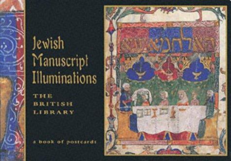 Jewish Manuscript Illuminations by Paul Summers